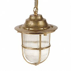 LIDO Outdoor Brass Pendant Light PN4064