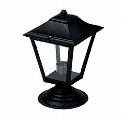 Exterior Column Lights