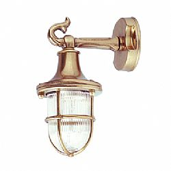 LIDO Outdoor Brass Wall Sconce PN441