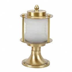 LIDO Outdoor Brass Lighting Post PN454 29CM
