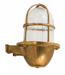 LIDO Outdoor Brass Wall Light PN410